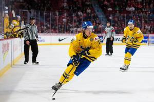 Alexander lämnade ett sent klartecken till JVM-spel.Bild: Joel Marklund/Bildbyrån
