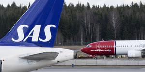 """""""Den antiflygpropaganda som nu sveper över Sverige behöver nyanseras"""", skriver Charlotte Holmbergh Jacobsson, Norwegian. Foto: Vidar Ruud/TT"""