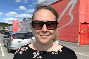 Kristina Forslin, 36, lärare, Njurunda: