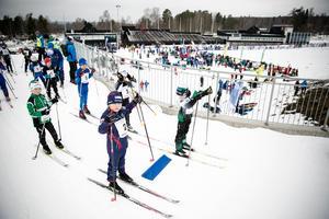 Lilla skidspelen är den största barn- och ungdomsskidtävlingen i Sverige.