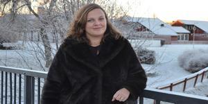 Eva Cooper, regionchef Dalarna, Företagarna. Foto: Kenneth Westerlund