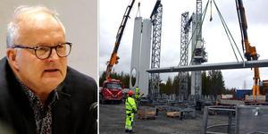 Kommunstyrelsen i Ånge föreslår att kommunfullmäktige gör ett undantag från  vindkraftstimeouten och säger ja till projektet på Storåsen.