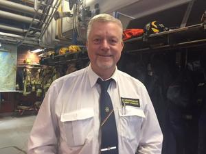 Räddningschef Tommy Jansson säger att räddningstjänsten har lösningar för vattenanvändning vid släckningsarbete i tider med akut vattenbrist.