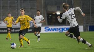 Forwards Svante Svedin och ÖSK:s