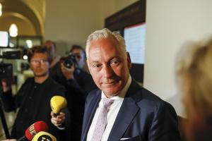 Johan Eriksson är den advokat advokaterna själva skulle anlita om behov av att bli försvarade skulle uppstå. Han har röstats fram till titeln