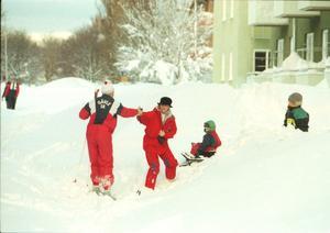 Skolorna  hölls stängda under några dagar. Enligt dåvarande skolchefen Svante Bertilsson skulle förlorad undervisningstid tas igen.