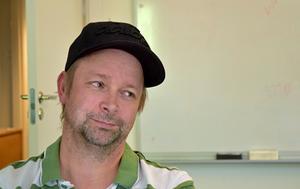 """Jussi Nieminen, LO-facken, vill inte se på när """"ett ytterområde dör ut""""."""