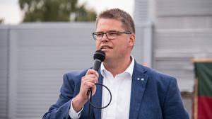Anders Wigelsbo (C), kommunstyrelsens ordförande.