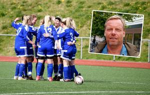 Per Larsson tar sig an uppdraget som ansvarig tränare på Kramfors/Frånös resa i division 1. Bild: Jon Häggqvist/arkiv