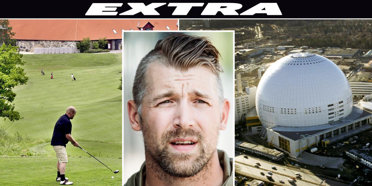 """Patrik Berglund om flytten från Västerås, saknaden efter hockeyn – och framtiden: """"VIK är inte på tapeten"""""""