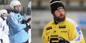 Anton Sandsjös målvaktskarriär går vidare i Gripen Trollhättan. BILD: Peter Axman/Andreas Tagg