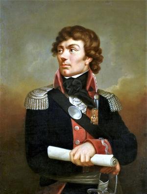 Tadeusz Kościuszko är en av Polens stora frihetshjältar. Han kämpade för Polens oberoende vid landets andra och tredje delning. Han deltog även som generalmajor och adjutant åt George Washington under det amerikanska frihetskriget.
