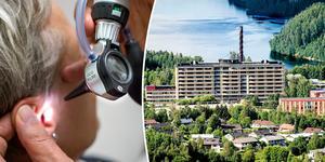 Öronpatienter från Region Jämtland Härjedalen ska opereras på Sollefteå sjukhus i höst enligt ett nytt samarbete. Bilden är ett montage.