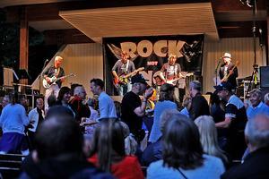 Sea Blue Band - kommer till Rock mot cancer.