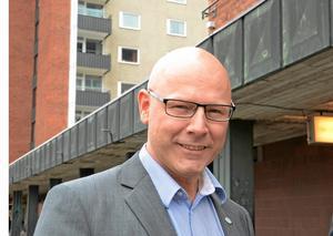 Hans Boskär, Hallbos vd, tycker att kritiken från företagarna är orättvis. Arkivbild.
