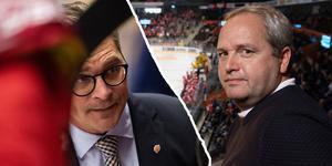 Michael Sundlöv värvade Björn Hellkvist till Modo Hockey inför den här säsongen, men när nästa säsong tar vi är bara en av dem kvar i föreningen.