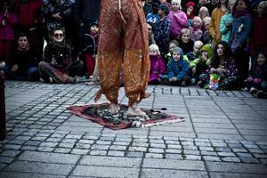 Förutom musik, teater, dans, cirkus, och loppis finns andra sevärdheter under Järna kulturnatt. Foto: Privat