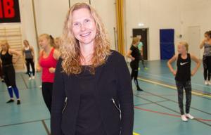 Ulrika Zeidlitz är en av de ansvariga bakom Norlandic Teams deltagande i Gymnaestradan 2019 i Österrike.