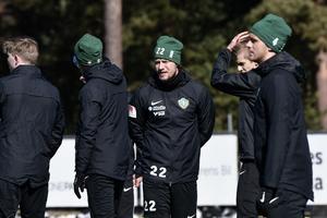 Sebastian Crona och Jönköpings Södra är redo för hemmapremiären på Borås Arena.
