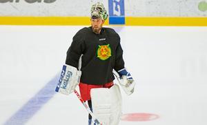 Dan Bakala säger att han är redo att spela mot Kristianstad på måndag, om han skulle vara spelklar för Mora till dess.