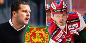 Valtonen har inte gett  Ylivainio chansen under någon match hittills. Foto: Lars Dafgård/Rickard Pettersson.