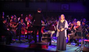 Anna Larsson drillade fram Mozarts