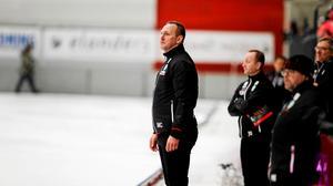 Michael Carlsson hyllar helheten efter VSK:s derbykross.