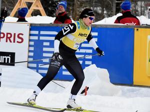 Britta Johansson Norgren vann i La Sgambeda