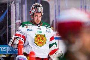 Mattias Pettersson lämnar Mora. Foto: Simon Eliasson (Bildbyrån).