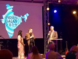 Information från Indien Håkan och Gert Ove.