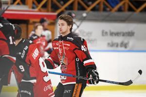 Hedemora SK-fostrade Lucas Byhlin flyttar hem till Dalarna och Borlänge, närmast från en säsong i Hudiksvall.
