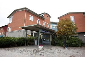 På Södertull finns en tidigare vårdavdelning som kan bli transitboende för ensamkommande flyktingbarn.