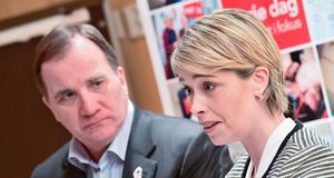 På avgörande områden har vården utvecklats åt fel håll under statsminister Stefan Löfven (S) och socialminister Annika Strandhälls (S) regeringstid. Foto: Johan Nilsson/TT