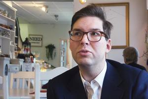 John Johansson, Norberg, har lämnat in ett medborgarförslag om att han vill att kommunen ska anta en handlingsplan för att minska självmorden.