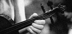Mer än något annat ville Nils i Bräcke lära sig spela fiol. Arkivbild.