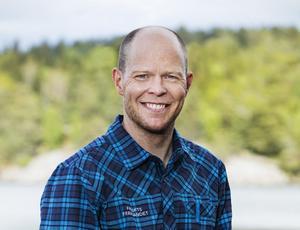 Lars Lundström, Generalsekreterare Friluftsfrämjandet