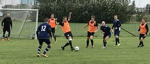 Den gångna veckan avgjordes polis-SM i fotboll i Eskilstuna där Micke Alfredssons Stockholm syd blev utslaget i kvartsfinalen mot Göteborg efter straffläggning.