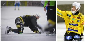 Jonas Nygren ger lugnade besked efter nya skadan.