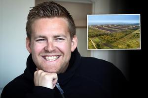 33-årige André Hellström headhuntar folk från hela världen till Northvolt, men de flesta kommer förstås att rekryteras i Sverige.