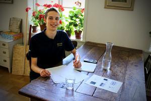 Benjamin Verbeek har nyligen tagit studenten och ska nu börja studera teknisk fysik vid Uppsala universitet.