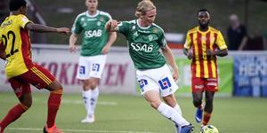 André Kamp tar plats i startelva för första gången den här säsongen när Örgryte gästar Domnarvsvallen.