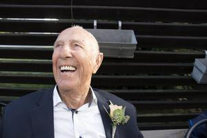 Den 12 september 2019 fyllde handbollslegendaren Percy Borg 90 år.
