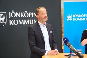 Stefan Österström, socialdirektör
