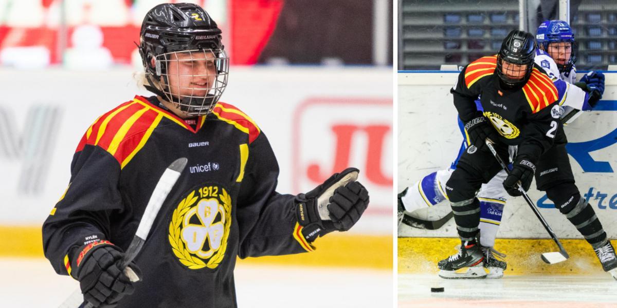 Brynäs landslagsback hyllar nya partnern inför prestigematchen: