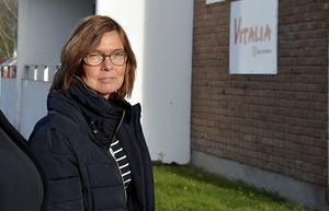 Rebecca Lindberg, IFO-chef i Ånge kommun.