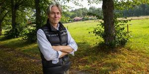 """Torsdagen den 10 oktober samlas Skanskas motståndare i Pershagenskolan. """"Vi tar absolut inte ut någon seger i förskott"""", säger Niclas Holm."""