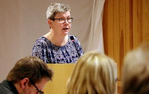 Ekonomichef Catharina Nordberg gav en nulägesbild av hur 2019 ser ut att sluta, och där ett orosmoln för Åfa flaggades upp.