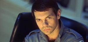 Gary Lockwood spelar Frank Poole i