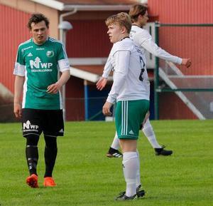 Simon Lundgren följer sin förre lagkompis Adrian Andersson och tar klivet till IFK  Östersund.