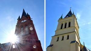 I Sundsvalls församling ingår GA-kyrkan och Skönsmons kyrka.